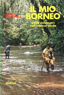 Associazionelabirinto.it Il mio Borneo. 2500 chilometri nell'inferno verde Image