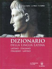 Radiospeed.it Dizionario della lingua latina Image