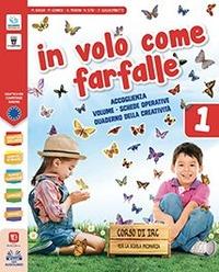 IN VOLO COME FARFALLE 1-3 ED. MISTA