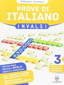 Prove di italiano su modello INVALSI per la classe terza della Scuola Secondaria di 1° grado.pdf