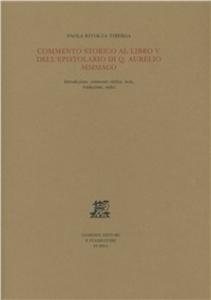 Libro Commento storico al libro IV dell'Epistolario di Quinto Aurelio Simmaco Arnaldo Marcone