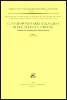 Il patrimonio archeologico di Pitigliano e Sorano. Censimento, monitoraggio, valorizzazione - copertina