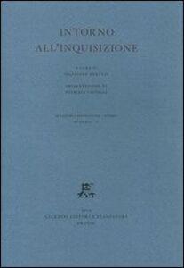Libro Intorno all'Inquisizione