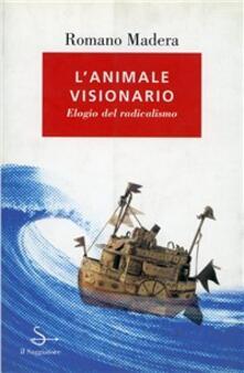 L' animale visionario - Romano Màdera - copertina