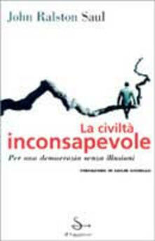 Premioquesti.it La civiltà inconsapevole Image