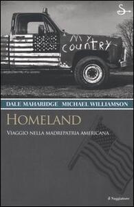 Homeland. Viaggio nella madrepatria americana