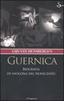 Guernica. Biografia di un'icona del Novecento - Gijs Van Hensbergen - copertina