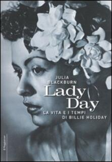 Filmarelalterita.it Lady Day. La vita e i tempi di Billie Holiday Image