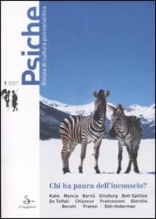 Festivalpatudocanario.es Psiche. Rivista di cultura psicoanalitica (2007). Vol. 1: Chi ha paura dell'inconscio?. Image
