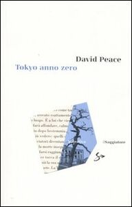 Libro Tokyo anno zero David Peace