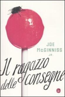 Il ragazzo delle consegne - Joe jr. McGinniss - copertina