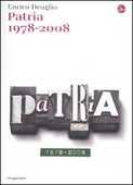 Libro Patria 1978-2008 Enrico Deaglio