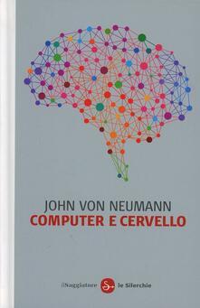 Computer e cervello - John von Neumann - copertina