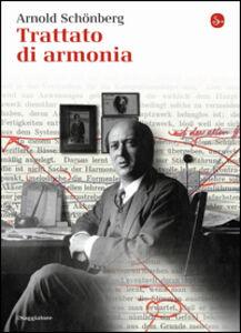 Foto Cover di Trattato di armonia, Libro di Arnold Schönberg, edito da Il Saggiatore