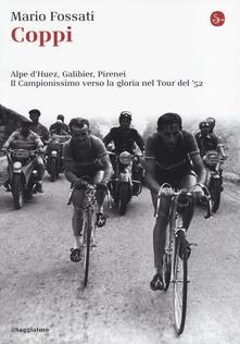 Camfeed.it Coppi. Alpe d'Huez, Galibier, Pirenei. Il campionissimo verso la gloria nel Tour del '52 Image