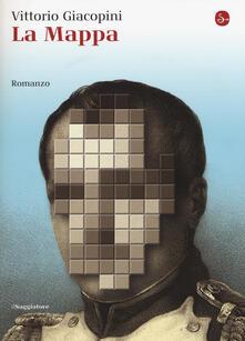 La mappa - Vittorio Giacopini - copertina