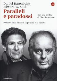 Paralleli e paradossi. Pensieri sulla musica, la politica e la società.pdf
