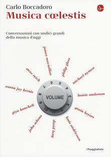 Ipabsantonioabatetrino.it Musica coelestis. Conversazioni con undici grandi della musica d'oggi Image
