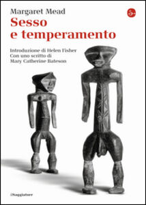 Libro Sesso e temperamento Margaret Mead