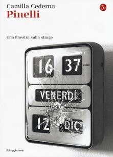 Pinelli. Una finestra sulla strage - Camilla Cederna - copertina
