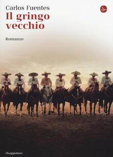 Il gringo vecchio - Carlos Fuentes - copertina