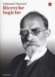 Libro Ricerche logiche Edmund Husserl