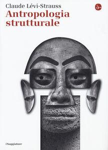 Libro Antropologia strutturale Claude Lévi-Strauss
