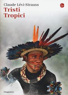 Tristi tropici - Claude Lévi-Strauss - copertina