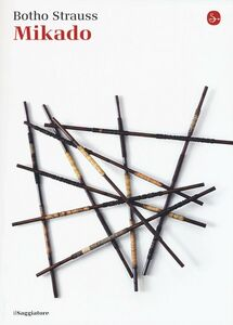 Libro Mikado Botho Strauss