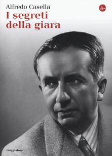 I segreti della Giara - Alfredo Casella - copertina