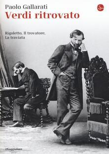 Festivalshakespeare.it Verdi ritrovato. «Rigoletto», «Il trovatore», «La traviata» Image