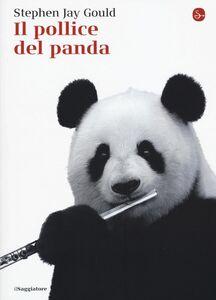 Libro Il pollice del panda Stephen Jay Gould