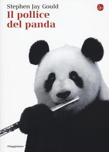 Il pollice del panda - Stephen Jay Gould - copertina