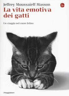 Filippodegasperi.it La vita emotiva dei gatti. Un viaggio nel cuore del felino Image