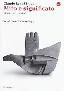 Mito e significato. Cinque conversazioni.pdf