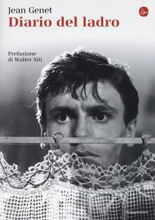 Diario del ladro - Jean Genet - copertina