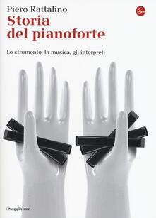 Squillogame.it Storia del pianoforte. Lo strumento, la musica, gli interpreti Image