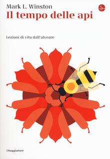 Daddyswing.es Il tempo delle api. Lezioni di vita dall'alveare Image