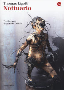 Nottuario - Thomas Ligotti - copertina
