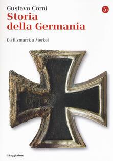 Daddyswing.es Storia della Germania. Da Bismarck a Merkel Image