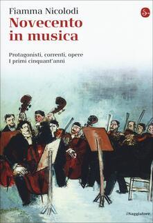 Recuperandoiltempo.it Novecento in musica. Protagonisti, correnti, opere. I primi cinquant'anni Image