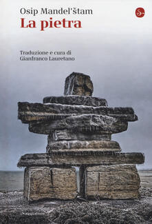 La pietra. Testo russo a fronte - Osip Mandel'stam - copertina