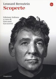 Scoperte - Leonard Bernstein - copertina