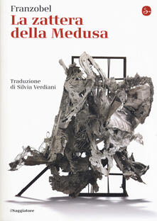 La zattera della Medusa - Franzobel - copertina
