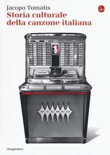 Grandtoureventi.it Storia culturale della canzone italiana Image
