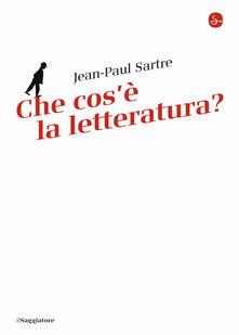 Capturtokyoedition.it Che cos'è la letteratura? Image