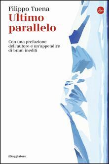 Ultimo parallelo - Filippo Tuena - copertina