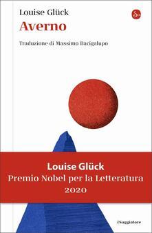 Averno - Louise Glück - copertina
