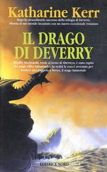Il drago di Deverry - Katharine Kerr - copertina