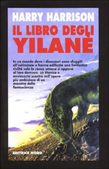 Il libro degli Yilanè - Harry Harrison - copertina